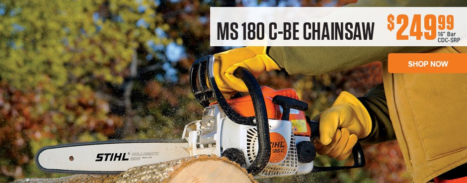 MS 180 C-BE Chainsaw
